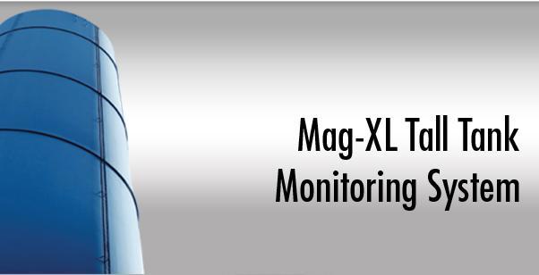 Mag-XL tall tank monitoring system
