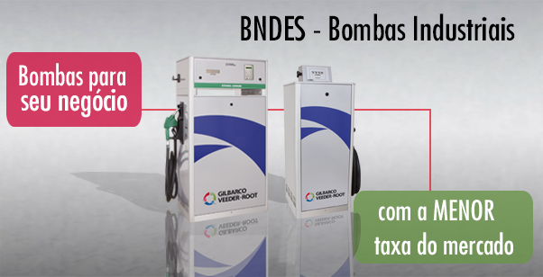 Financiamento BNDES - Bombas Industriais