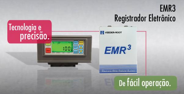 EMR3 - Registrador Eletrônico Veeder-Root