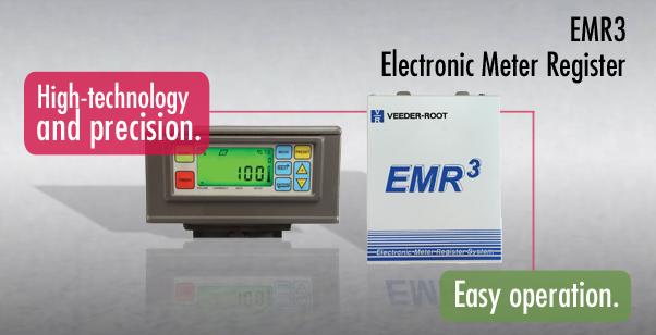 EMR3 Electronic Meter Register | Veeder-Root