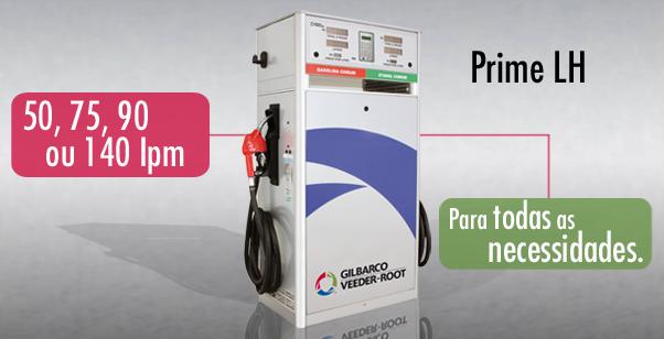 Prime LH | Bomba de combustível eletrônica para uso comercial
