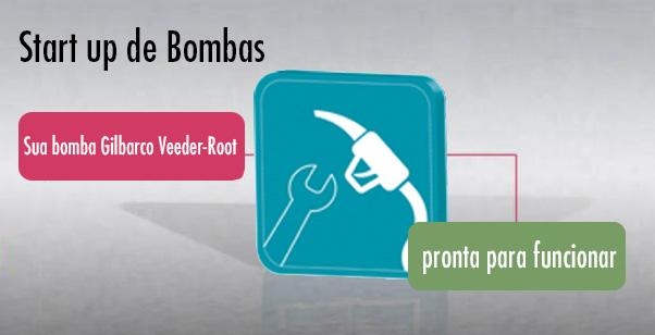 Start up de Bombas