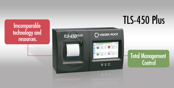 TLS-450 PLUS | Automatic Tank Gauging Systems