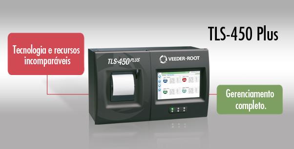 TLS-450 PLUS - Sistema de Medição e Monitoramento Ambiental