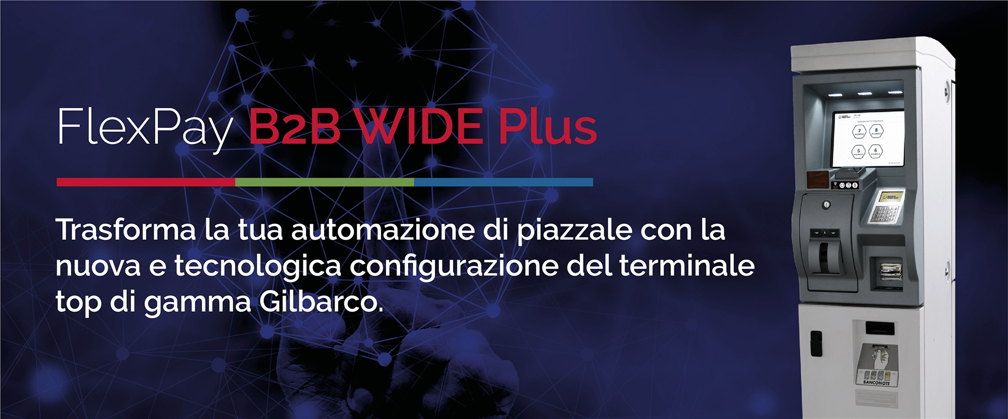 Flexpay B2b Widew Plus terminal