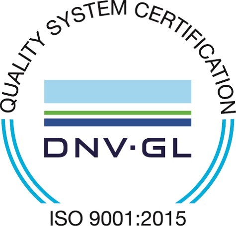 ISO 9001 2015 DMV GL Quality Assurance Certification Icon