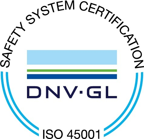 ISO 45001 DMV GL Quality Assurance Certification Icon