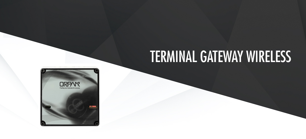 Terminal Gateway Wireless