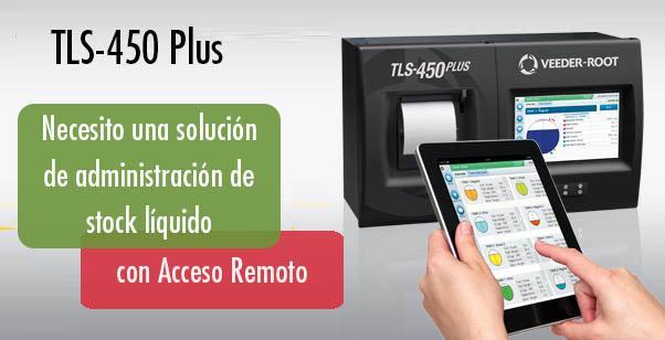 Consola de Telemedición Avanzada - TLS-450 Plus