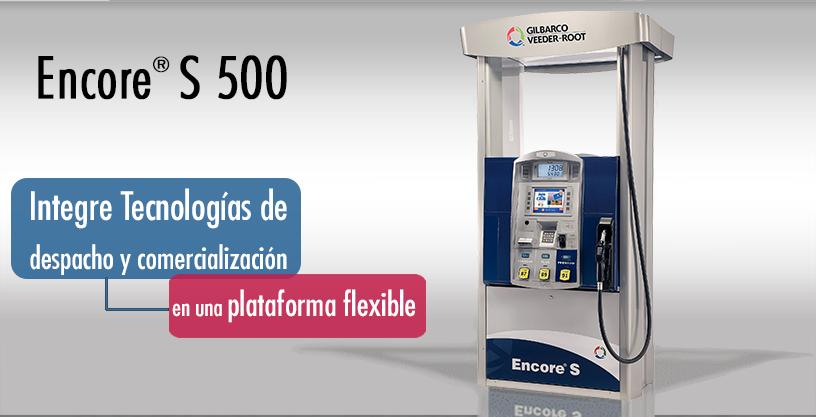 Encore 500S surtidor electrónico modular