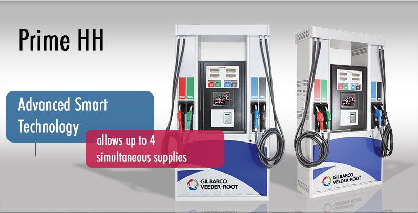 Prime Hh Innovative Commercial Fuel Dispensers