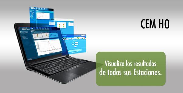 CEM Head Office - Controle sus múltiples estaciones