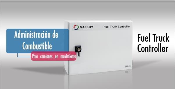 Fuel Truck Controller