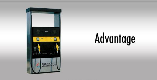 Advantage Fuel Pump
