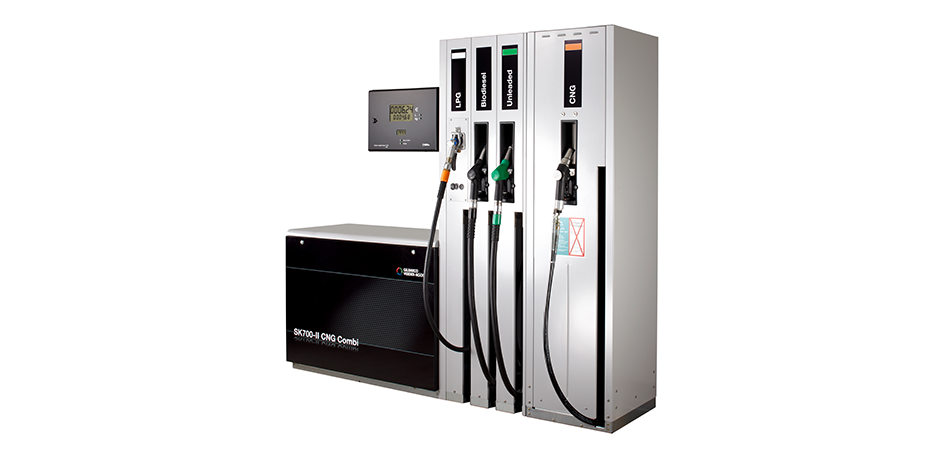 SK700-II CNG Dispensers