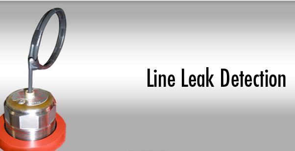 Electronic Line Leak Detection