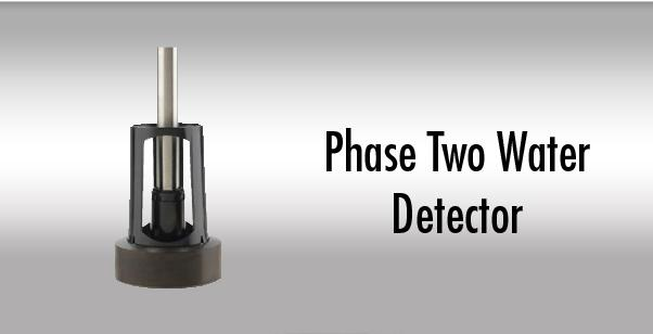 Phase-Two Water Detector
