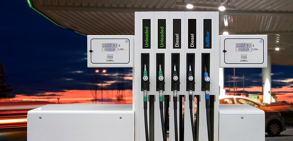 Alternative Fuel Dispensers