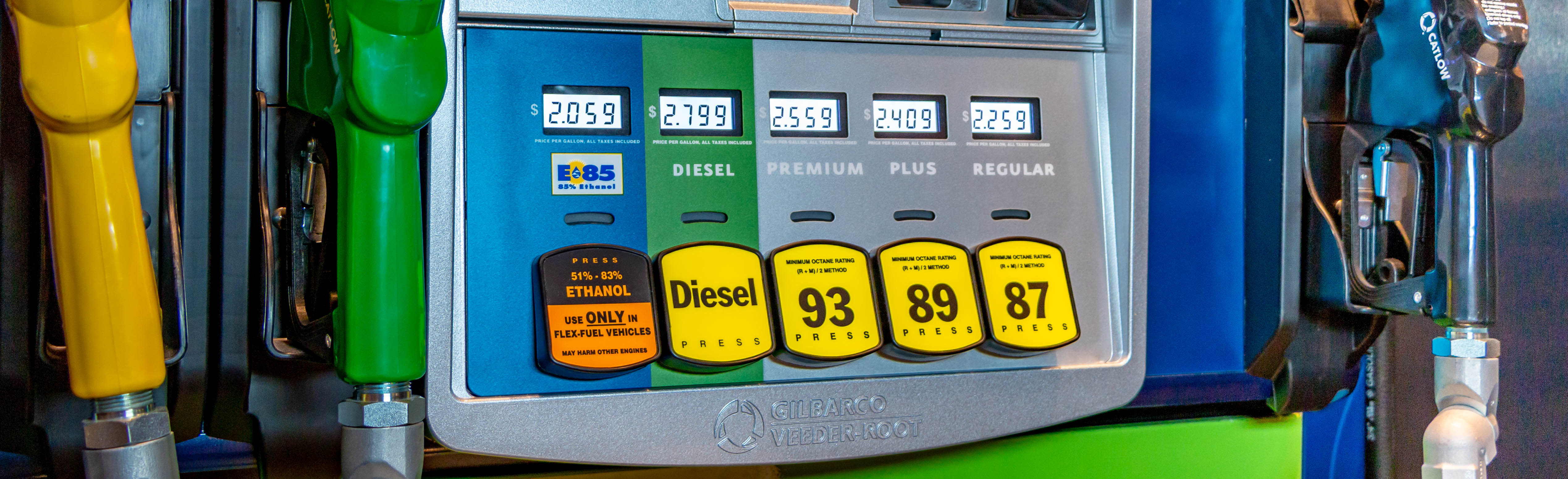 flex fuel funding