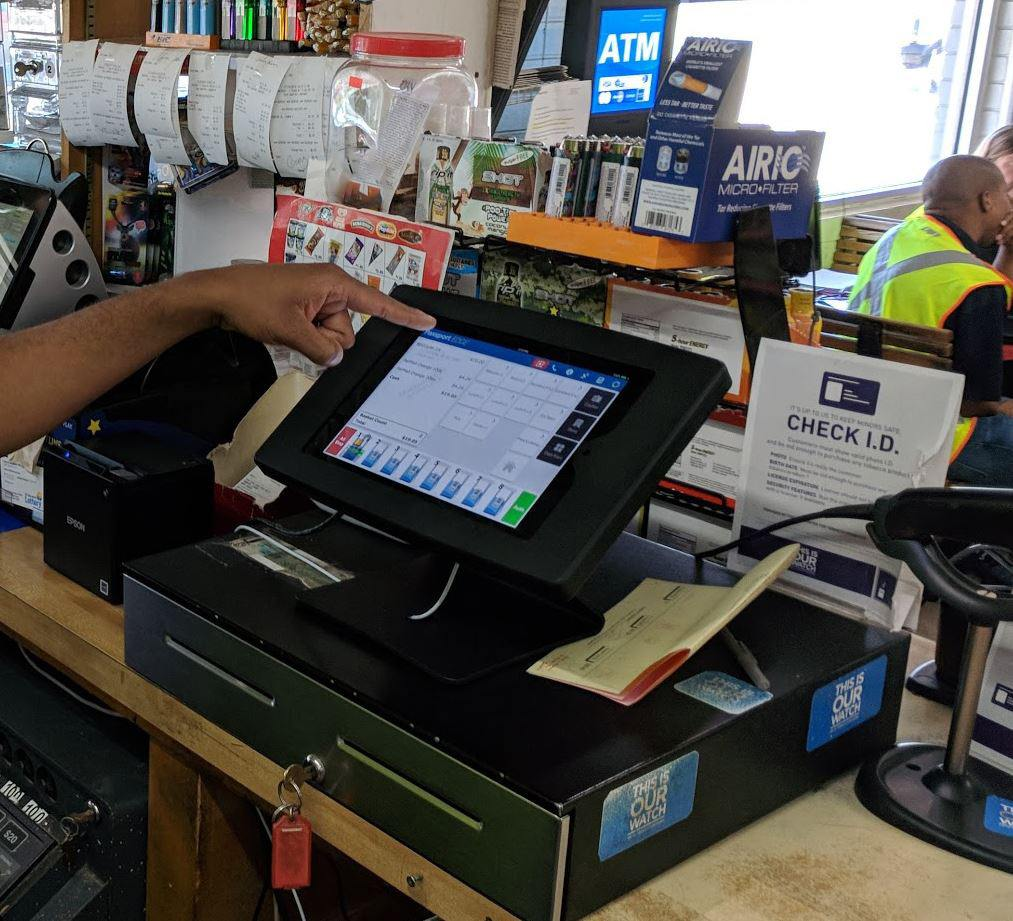 Incroyable Gilbarco Breaks New Ground In POS And Payment Security