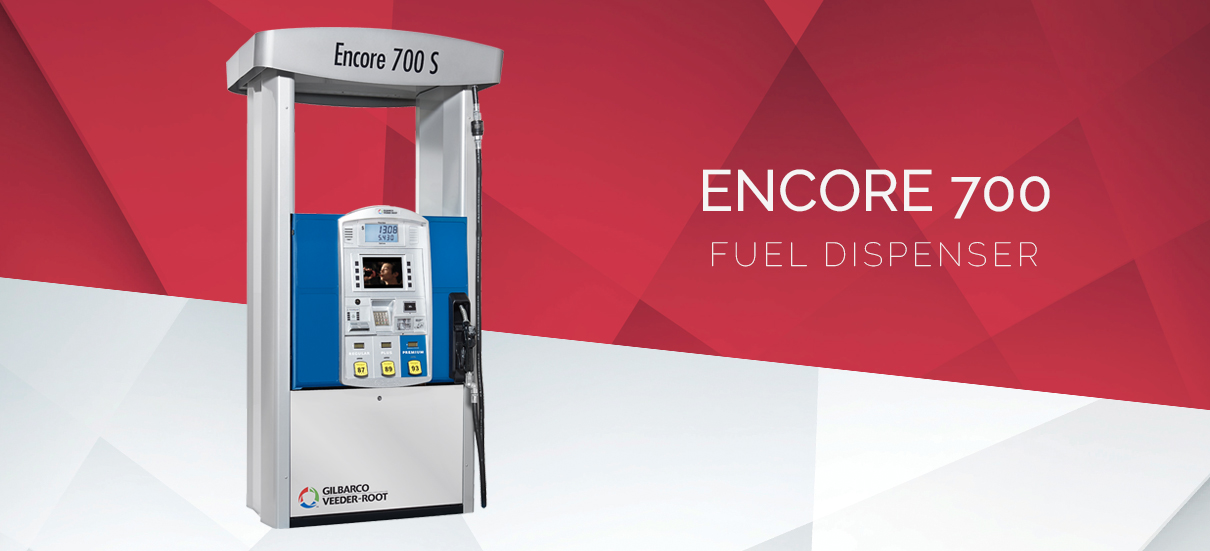 encore 700 fuel dispenser