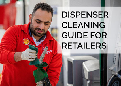 Dispenser Cleaning Guide For Retailers