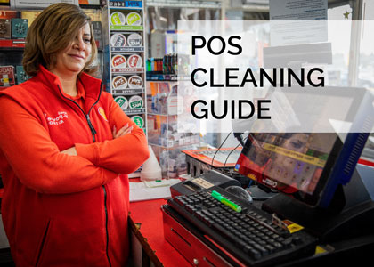 POS Cleaning Guide