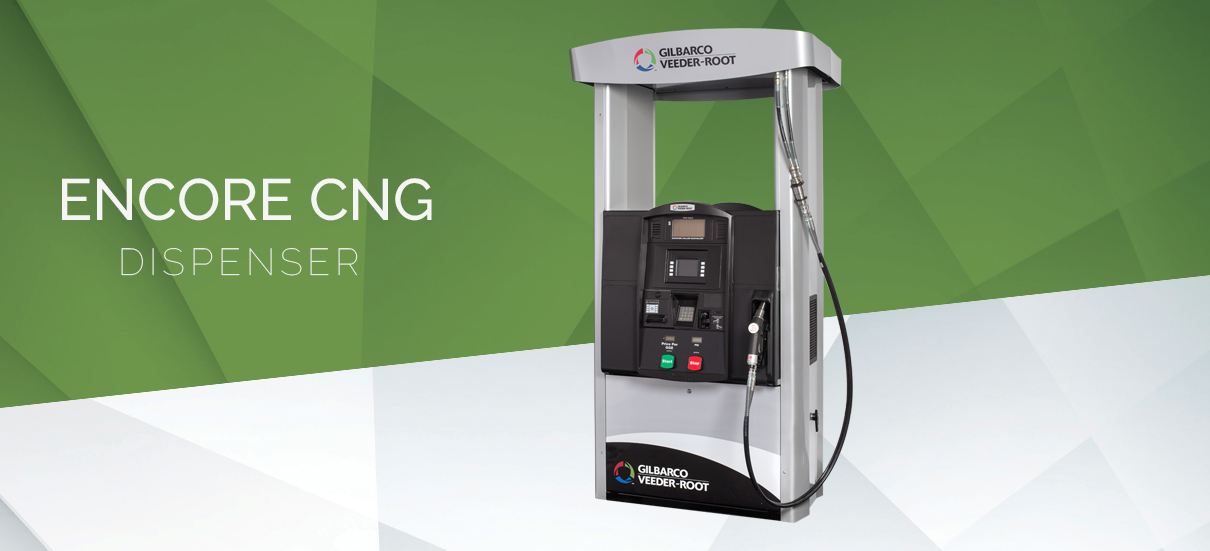 encore cng fuel dispenser
