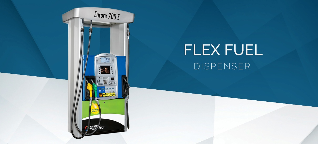 flex fuel dispenser